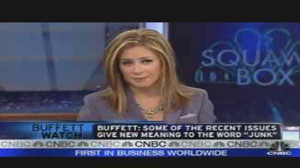 Buffett's Big Bet