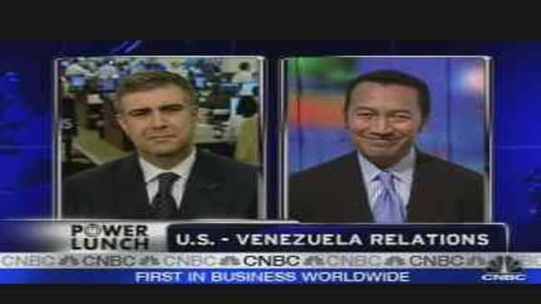 Setback for Chavez