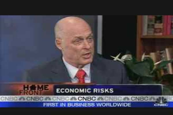 Paulson on Economic Risks