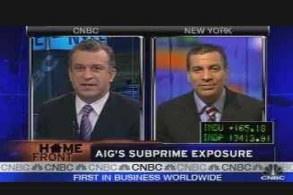 AIG's Subprime Exposure