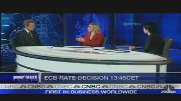 ECB Keeps Rates on Hold at 4%
