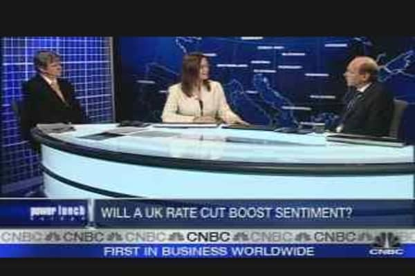 BoE Cuts Interest Rates