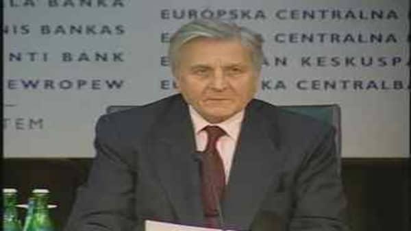 Jean-Clade Trichet