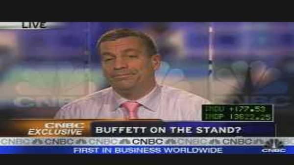 Buffett on the Stand