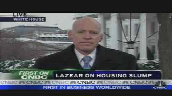 Lazear on Jobs Report