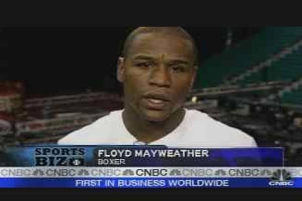 Mayweather Bringing Boxing Back