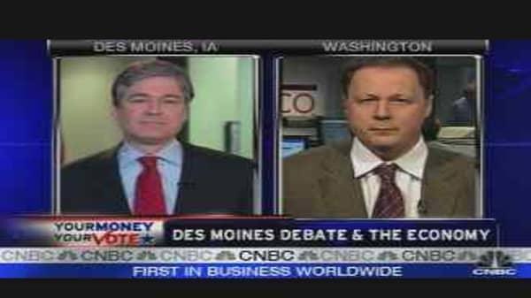 Iowa GOP Debate Preview