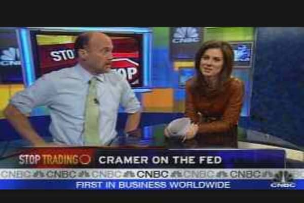 Cramer: Fed=Jokers