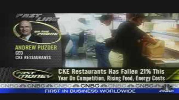 Fat Burgers Mean Lean Profits
