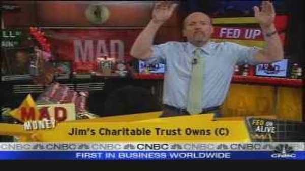 Cramer: Fed Up with the Fed