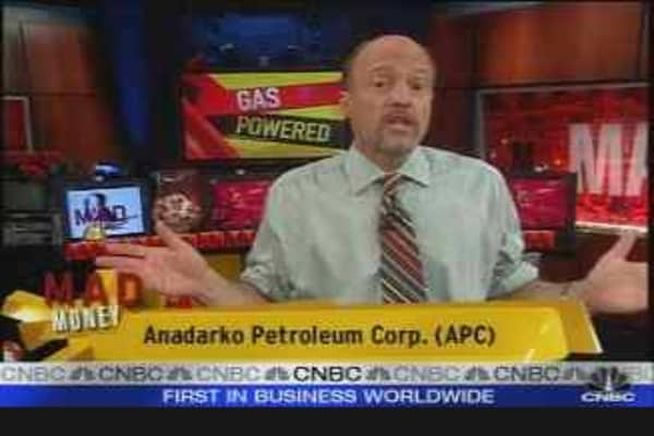 Cramer: 2008 = Nat Gas Year
