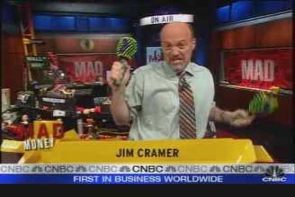 Cramer Bullish on MercadoLibre