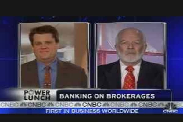 Banking on Brokerages