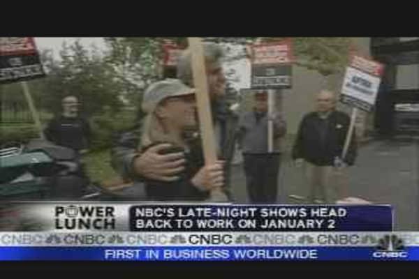NBC Late Shows Return