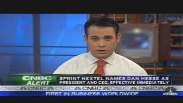 Sprint's New CEO
