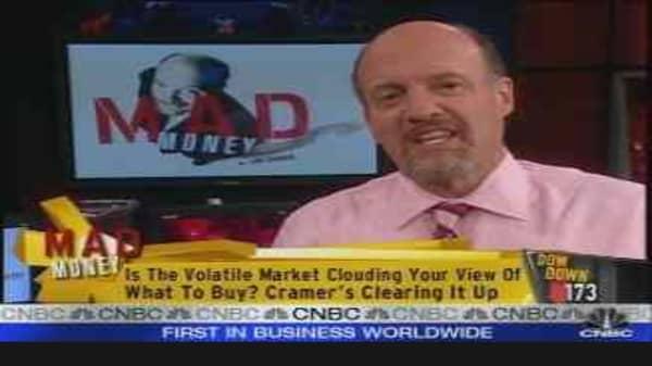 Cramer's Five Year Plan