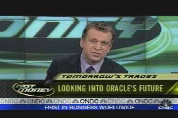 Tomorrow's Trades #1: Tech
