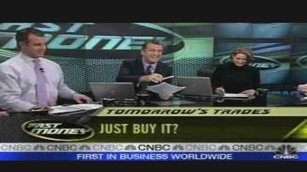 Tomorrow's Trades #2: Crude