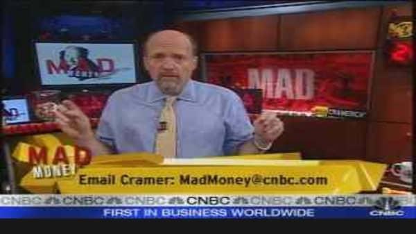 Cramer Is Bullish on ADCT
