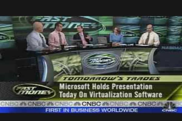 Tomorrow's Trades #3: VOX