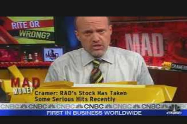 RAD CEO on '08 Outlook