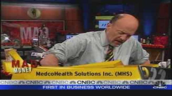 MHS CEO on Pharma