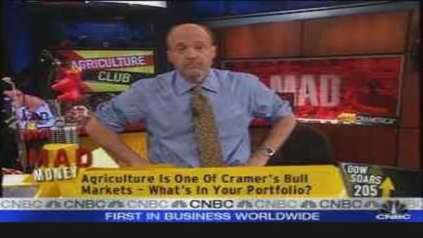 Cramer's Agriculture Club