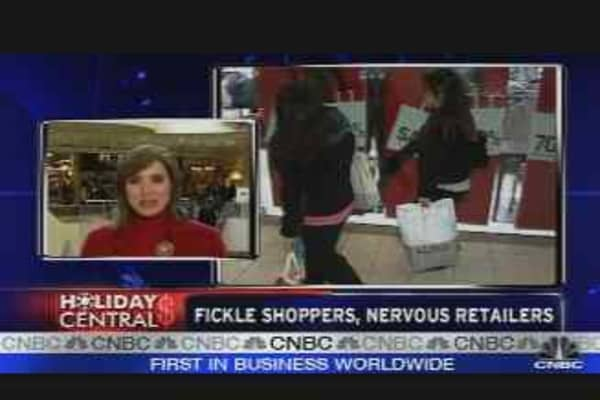 Holiday Retail Roundup