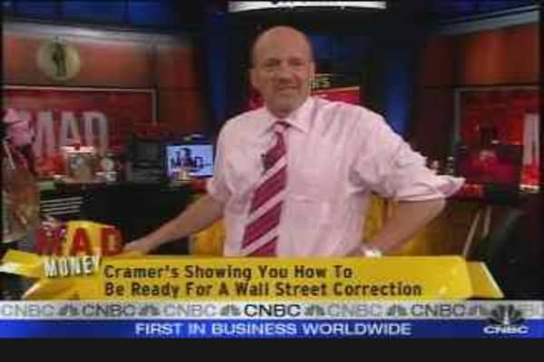 Cramer's House of Corrections