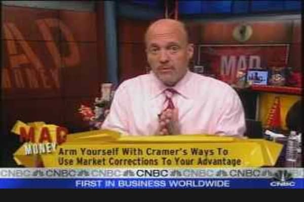 Cramer's Selloff Strategies, Pt. 2