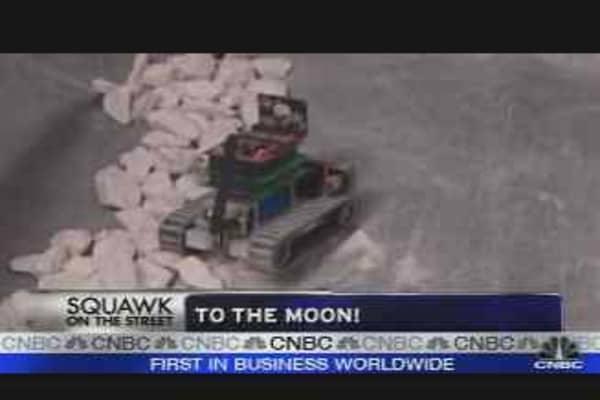 Google's Moon Unit