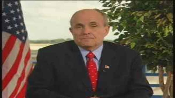 Giuliani on Free Trade