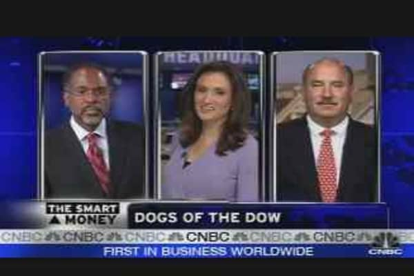 Playing the Dogs of the Dow