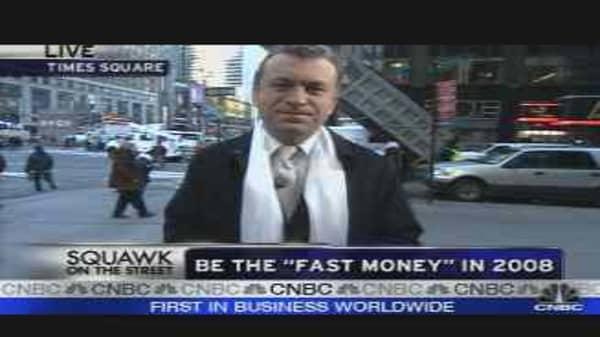 Fast Money Stocks