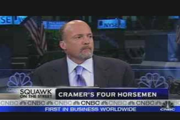 Cramer's Four Horsemen