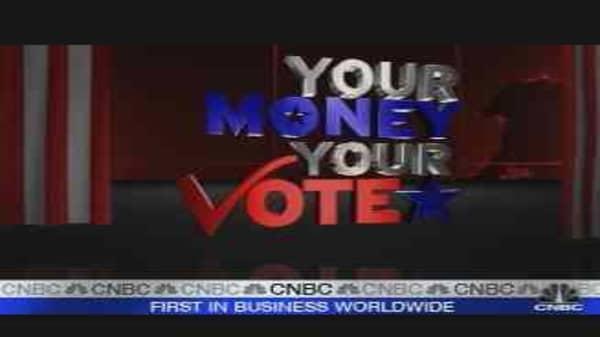 Your Money, Your Vote
