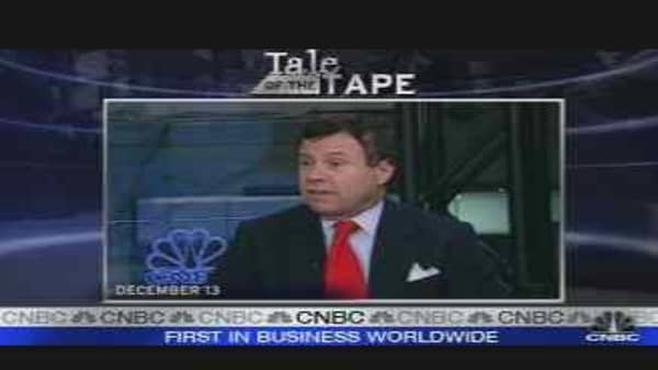 Tale of the Tape: David Darst