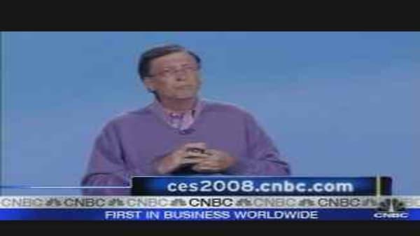 CES: Gates Speech