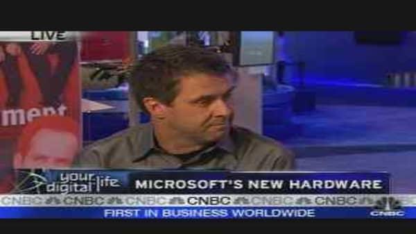 Microsoft's New Hardware