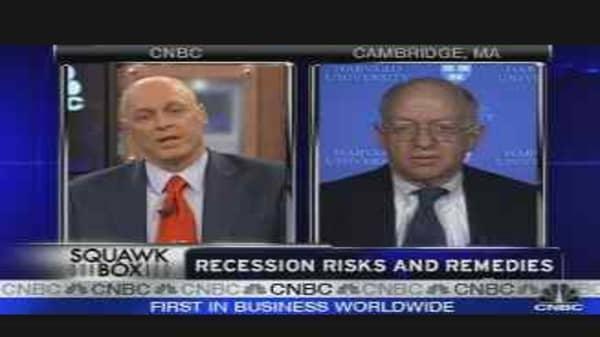 Recession Risks & Remedies
