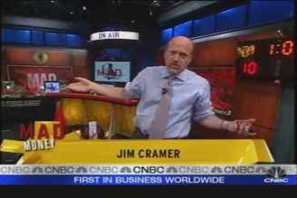 Cramer's Bullish on CHTT