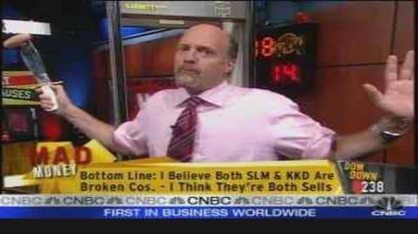 Cramer on SLM & KKD