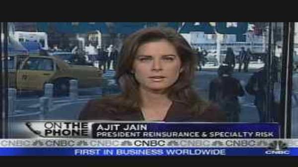 Buffett's Bond Insurance Venture