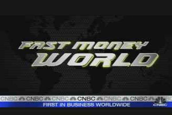 Fast Money World: Taiwan