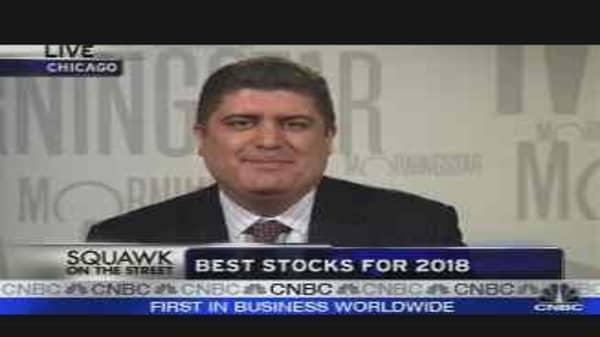 Best Stocks for 2018