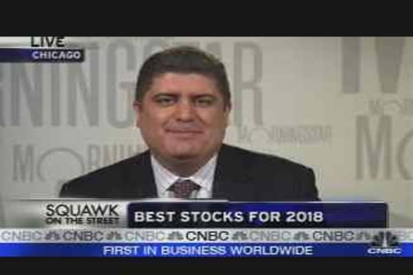 Best Stocks for 2018