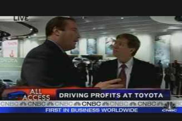 Toyota's Road Ahead
