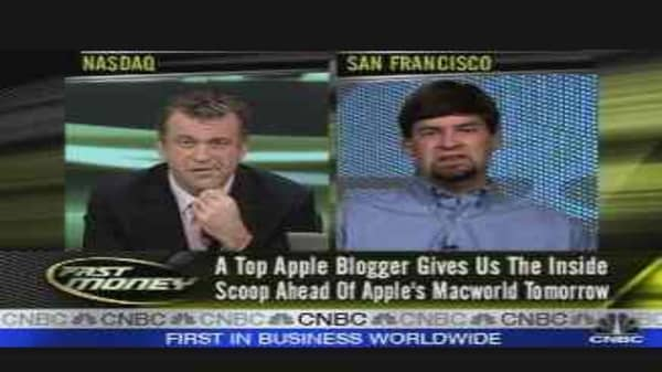 Scoop on Macworld