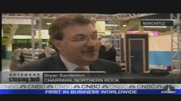 N. Rock Chairman on EGM