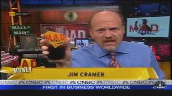 Cramer's Prescription Plan